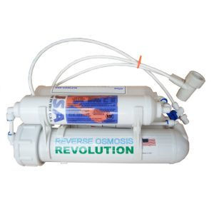 4-stage Reverse Osmosis Revolution Water Purification System