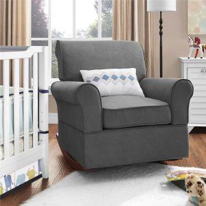 Baby Relax Mackenzie Nursery Glider Chair