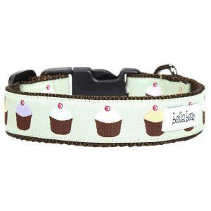 Bella Bean Couture Pastel Cupcake Collar