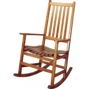 Coaster Southern Country Plantation Rocker