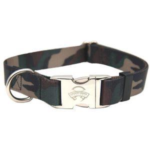 Country Brook Design Premium Dog Collar