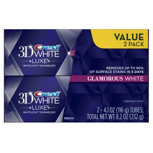 Crest 3D Luxe Whitening Toothpaste