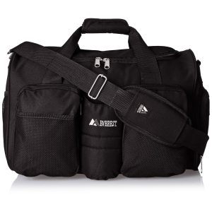 Everest Wet Pocket Crossfit Gym Bag