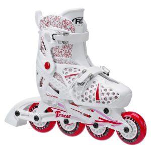 Roller Derby Tracer Adjustable Inline Skates For Girls