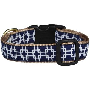 The Gridlock Dog Collar by Upcountry