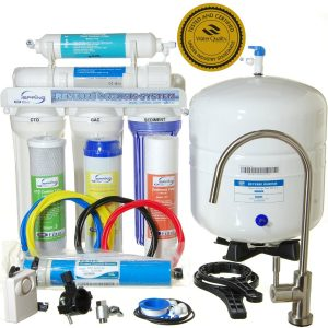 iSpring 5 Stages Reverse Osmosis Water Filter System