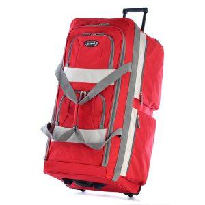 Olympia Luggage 33 Inch Rolling Duffel Bag