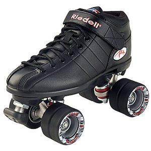 Riedell R3 Speed Roller Skates For Men
