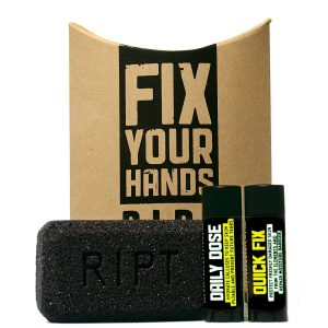 RIPT Skin Systems Hand Care Kit