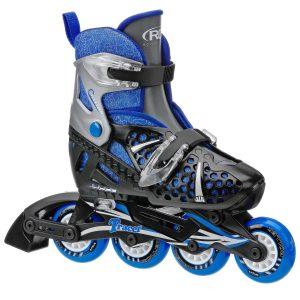 Roller Derby Tracer Adjustable Inline Skates For Boys