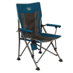 Timber Ridge Smooth Glide Lightweight Padded Folding Chair