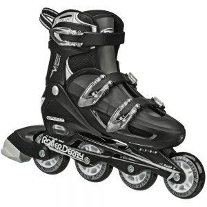 Roller Derby V-Tech 500 Button Adjustable Skates For Boys