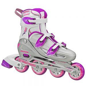 Roller Derby V-Tech 500 Adjustable Inline Skates For Women