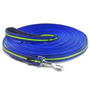 Yogadog Durable 15Ft To 50Ft Dog Tracking Training Lead