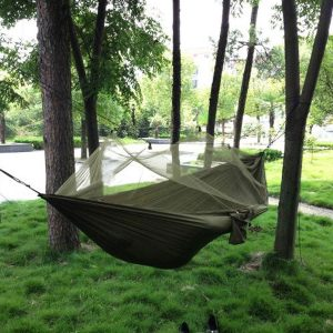 2 Person Camping Hammock Tent With Mosquito Net