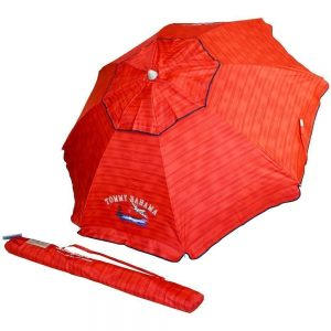 7 Foot Tommy Bahama Beach Umbrella For Wind