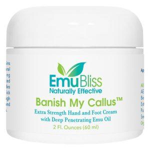 Emu Bliss Banish My Callus