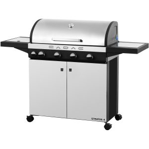 Cadac 98700-43-01 Stratos 4 Stainless Steel Gas Grill