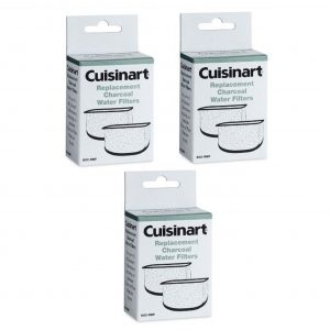 Cuisinart DCC-RWF Triple Pack Charcoal Water Filters