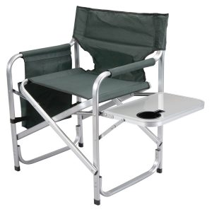 Faulkner Aluminium Director Chair