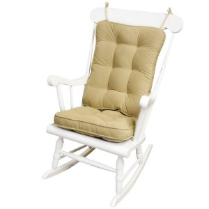 Greendale Home Fashions Standard Rocking Chair Cushions