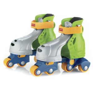 Fisher Price Grow-With-Me 1, 2, 3 Inline Skates For Toddlers