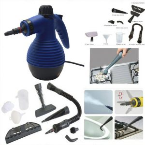 Handheld Steam Cleaner by HLA