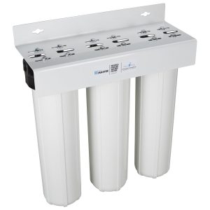 Home Master Whole House 3 Stage Water Filtration System