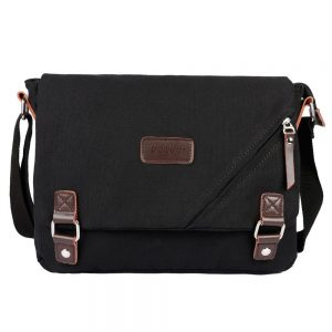 Ibagbar Canvas Messenger Bag For Women
