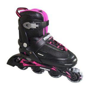Mongoose Inline Skates For Girls