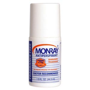 Monray Clinical Strength Antiperspirant without RX