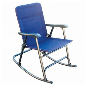 Prime Products Elite Folding Rocking Camp Chair