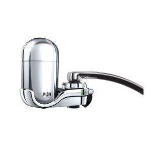 PUR Advanced Faucet Water Filter Chrome