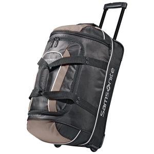 Samsonite Luggage 22 Inch Andante Wheeled Duffel Bag