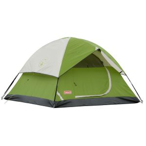 Coleman Sundome Camping Tent