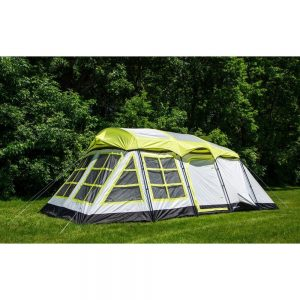 Tahoe Gear Glacier Cabin 3-Season 14-Person Tent