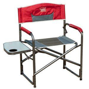 Timber Ridge Aluminum Portable Director Folding Chair