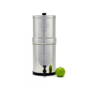 The Travel BT2x2-BB Berkey Water Filter