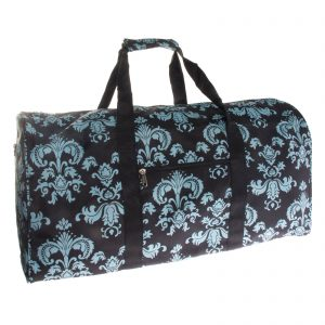 LD Bags Travel Cheer Gym Duffle Bag For Women