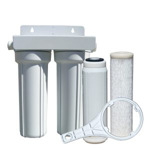 Watts 520022 RV/Boat Duo Exterior Water Filter