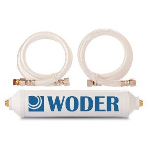 Woder 10K Under Sink Water Filtration System Premium Class
