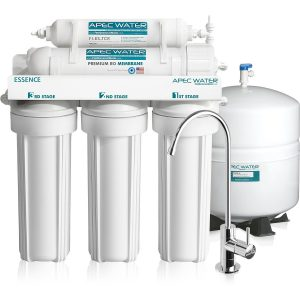 APEC Premium 5-Stage Reverse Osmosis Water Filter System