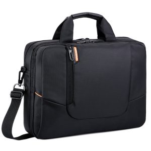 Brinch Soft Nylon Waterproof Messenger Bag For Men
