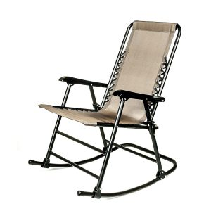Camco Folding Rocking Chair