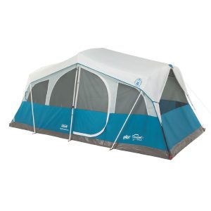 Coleman Echo Lake 8-Person Fast Pitch Cabin Tent