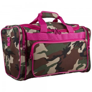 Ever Moda Dance Cheer Pageant Gym Bag For Women