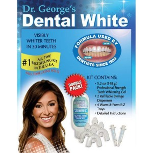 """Dr Georges Dental White """"Whitening for Two"""""""