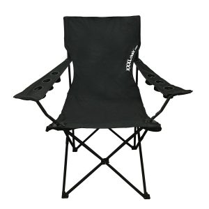EasyGoProducts Black Kingpin Giant Folding Chair