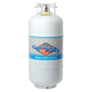 Flame King YSN-401 40-Pound Propane Cylinder