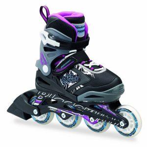 Bladerunner Phoenix 4 Size Adjustable Skates For Girls
